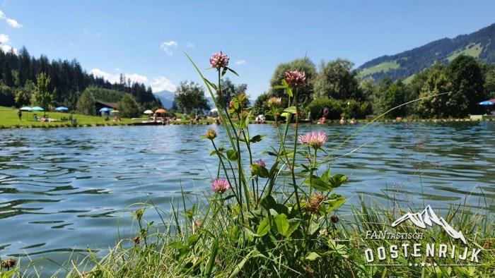 Brixental Zwembad Badesee