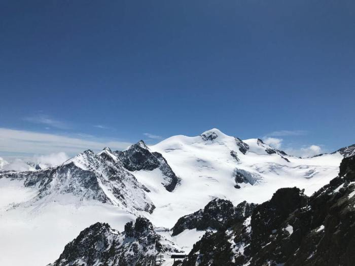 Pitztaler Gletsjer aug 2020