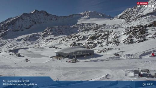 Kaiserwetter Oostenrijk Webcambeelden wat een sneeuw!