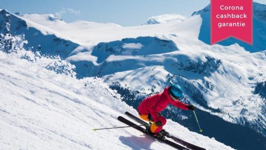 Corona cashback garantie Summit Travel