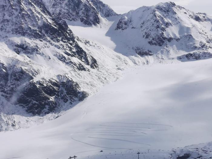 Pitztaler Gletsjer Langlauf
