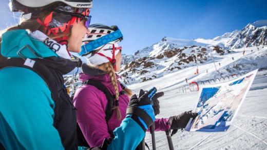 Pitztaler Gletsjer Skitourenpark @Martin Klotz @TVB Pitztal
