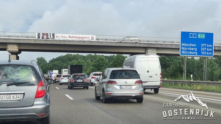 Autobahn Duitsland