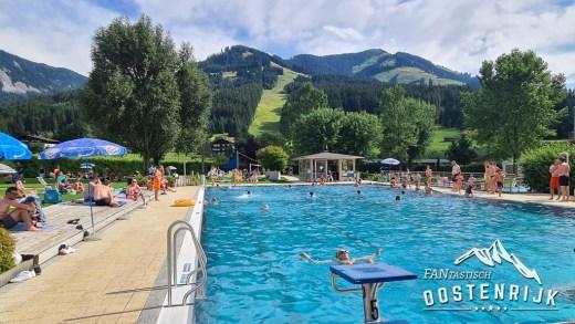 Zwembad Brixen im thale