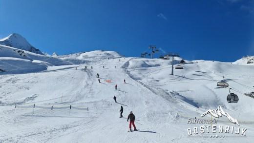 Skiseizoen 2021-2022 geopend op de Kitzsteinhorn Kaprun
