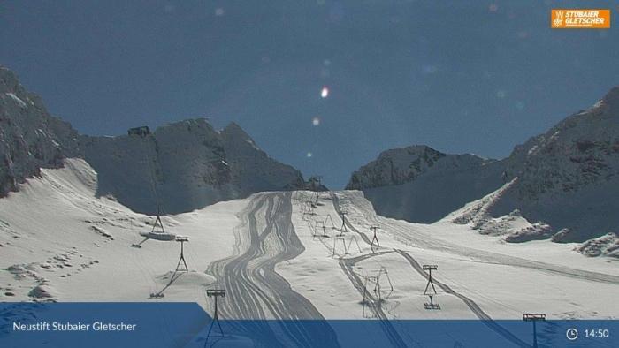 Stubaier Gletsjer 8 oktober 2021