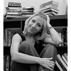 Sarah Noffke Author photo