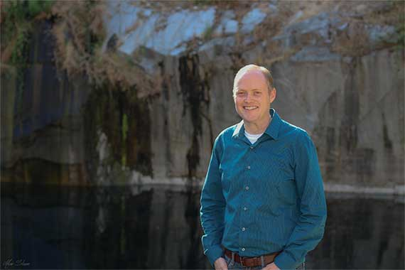 Author Jeff Wheeler