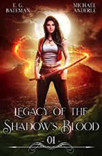 Legacy of the Shadow's Blood Book Cover