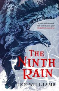 The Ninth Rain (Winnowing Flame, #1) by Jen Williams