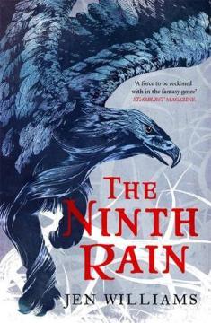 The Ninth Rain (Winnowing Flame, #1) by Jen Williams