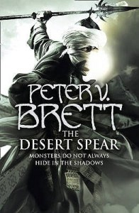 The Desert Spear (Demon Cycle) by Peter V. Brett