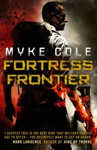 Fortress Frontier (Shadow Ops) by Myke Cole