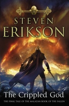 The Crippled God (Malazan Book of the Fallen, #10) Steven Erikson