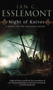 Night of Knives (Malazan Empire, #1) by Ian C. Esslemont