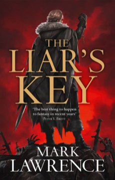 The Liar's Key (Red Queen's War, #2) by Mark Lawrence