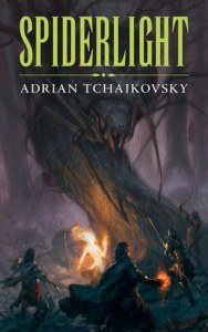Spiderlight by Adrian Tchaikovsky