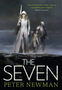 The Seven (The Vagrant) by Peter Newman