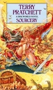 Sourcery (Discworld) by Terry Pratchett