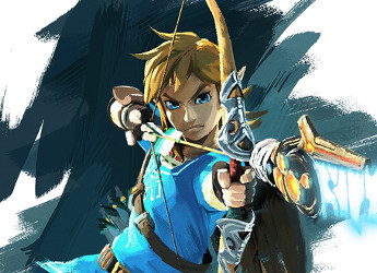 Zelda Breath of the Wild (Feature)
