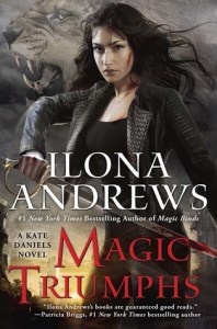 Magic Triumphs (Kate Daniels) by Ilona Andrews