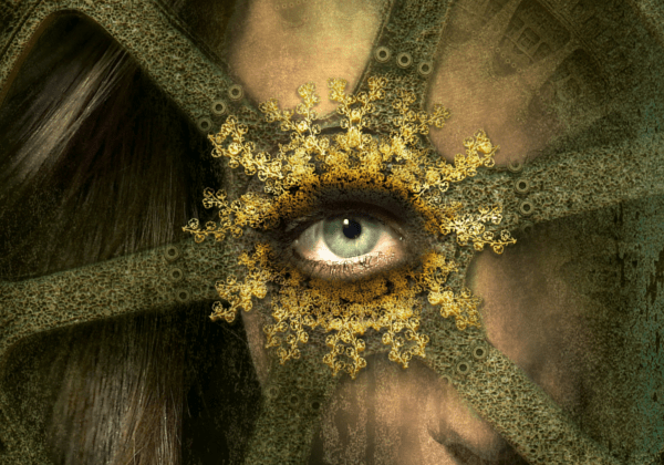 Steampunk Eye (Stock Feature Image)