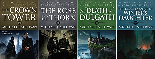 The Riyria Chronicles by Michael J. Sullivan