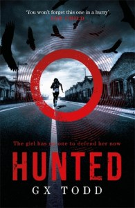 Hunted (The Voices) by G. X. Todd