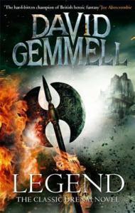 Legend (Drenai) by David Gemmell
