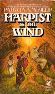 Harpist in the Wind (Riddle-Master) by Patricia A. McKillip