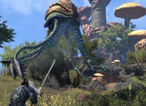 Exploring Vvardenfell: How Morrowind Created an Immersive