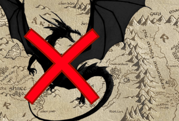 Here Be no Dragons (Feature)