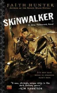 Skinwalker (Jane Yellowrock) by Faith Hunter