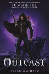 Outcast (Summoner) by Taran Matharu