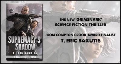 Supremacy's Shadow by T. Eric Bakutis