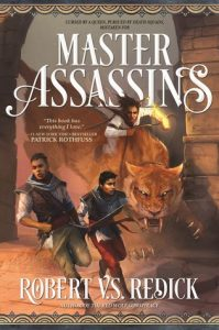 Master Assassins (Fire Sacraments) by Robert V.S. Redick