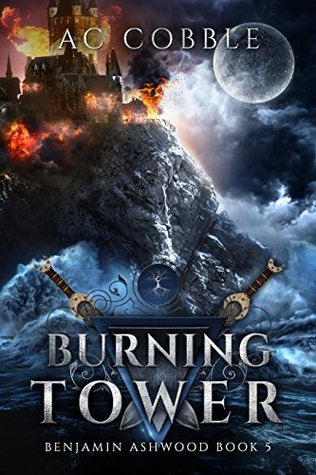 Cobble - Burning Tower