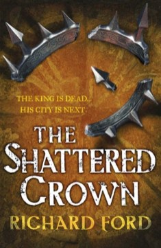 The Shattered Crown (Cover)
