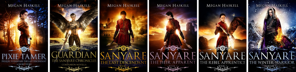 The Sanyare Chronicles by Megan Haskell