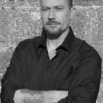 Peter McLean, author of Priest of Bones