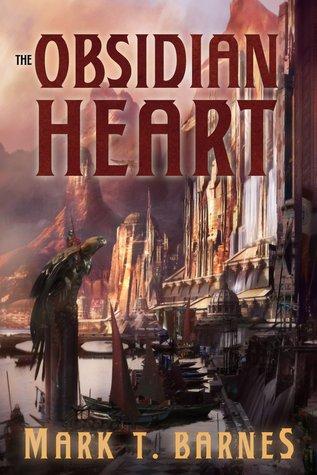Barnes - Obsidian Heart