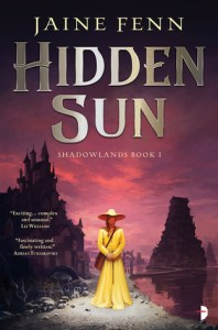 Hidden Sun (Shadowlands) by Jaine Fenn