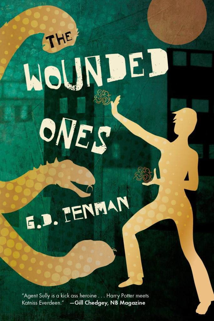 The Wounded Ones (Witch of Empire) by G.D. Penman