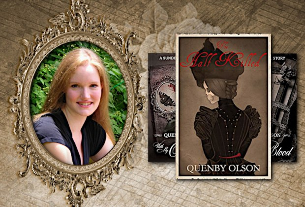 Quenby Olson (Fantasy Hive Featured Image)