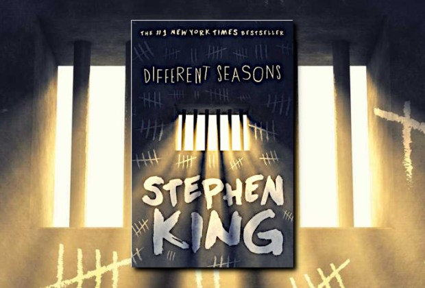 Different Seasons by Stephen King (Fantasy Hive Featured Image)