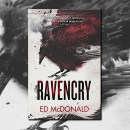 Ravencry (Raven's Mark) by Ed McDonald (Fantasy Hive Featured Image)