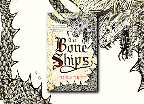 The Bone Ships (Tide Child) by RJ Barker