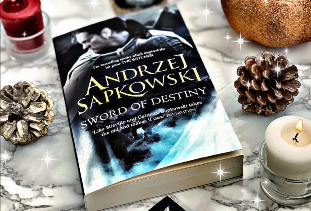 Sword of Destiny (The Witcher) by Andrzej Sapkowski