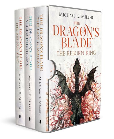 The Dragon's Blade trilogy boxset by Michael R. Miller