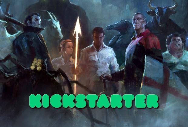 Paternus: Rise of Gods by Dyrk Ashton (Kickstarter)